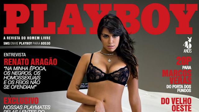 Reprodução Playboy