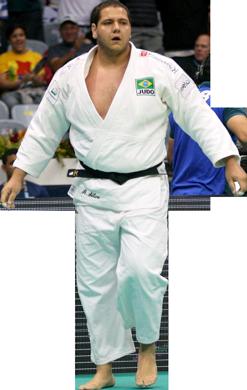 Atleta Rafael Silva